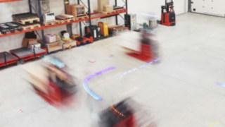 Automatisierte Fahrzeuge von Linde