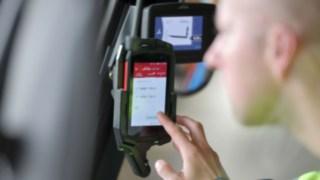 Linde Truck Call App im Praxiseinsatz