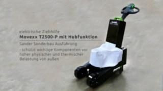 Movexx T2500P - Sander Sonderbau Ausführung