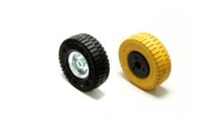 Verschiedene Reifentypen für Movexx Ziehhilfen