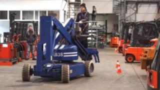 Ausbildung zum Hubarbeitsbühnen-bediener (HAB)