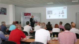 Sander-Fachforum Seminar fahrerlose Transportsysteme