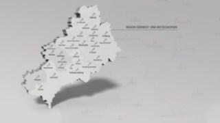 Karte Sander Servicestützpunkte