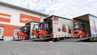 Sander Mietservice Transportlösungen