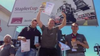 Regionalmeisterschaft zum StaplerCup in Chemnitz
