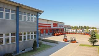 Miet- und Gebrauchtcenter der Sander Fördertechnik