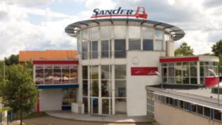 Fahrschulcenter der Sander Fördertechnik
