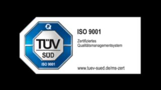 Logo ISO Zertifikat