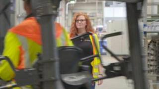 Linde Safety Guad erhöht die Sicherheit im Warenverkehr